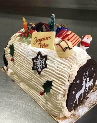 Les Tartes de Chaumont-Gistoux - Bûches de Noël